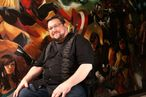 Marvel Comics' C.B. Cebulski Grills Japanese Beef at Home, Orders Everything at Pig and Khao