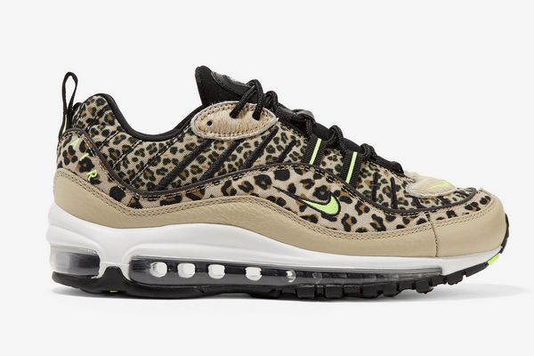 Nike Air Max 98 Leopard Trainers