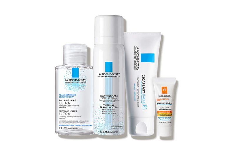 La Roche-Posay Soothing Essentials Skincare Gift Set