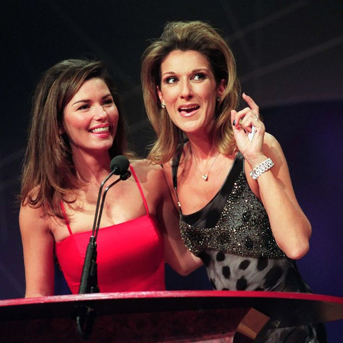Its time for shania twain and celine dion to record a duet m4hsunfo