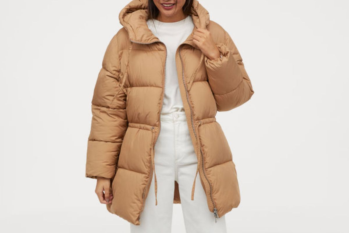 puffer women's jacket