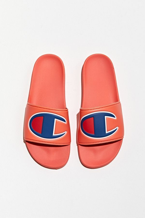 Champion Big Logo Slide Sandal, Men's