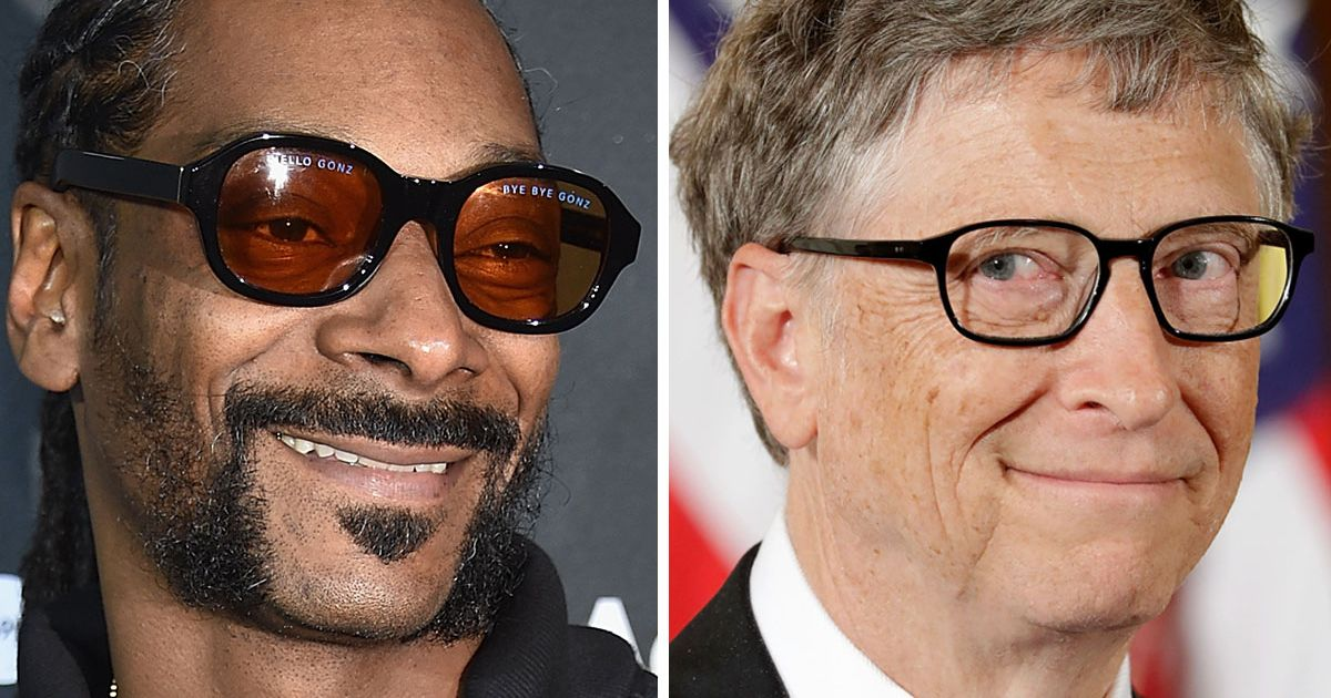 Bill Gates and Snoop Dogg Gave Gifts for Reddit Secret Santa