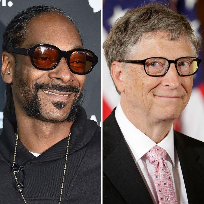 Bill Gates and Snoop Dogg Gave Gifts for Reddit Secret Santa