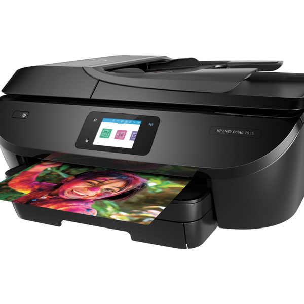 HP ENVY Photo 7855 Wireless All-In-One Instant Ink Ready Inkjet Printer