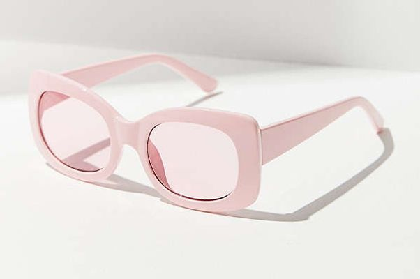 Ava Mod Square Sunglasses