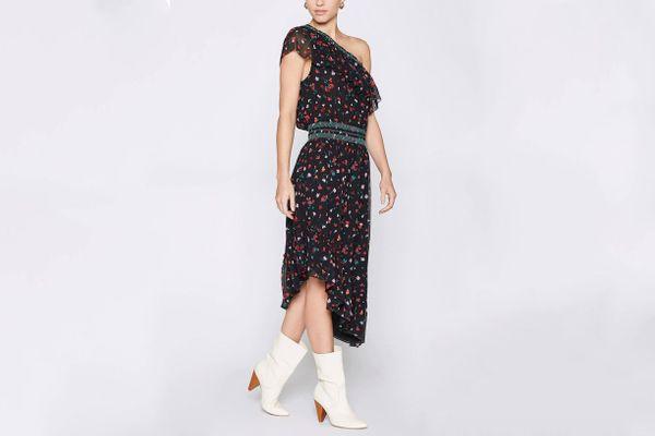 Joie Hafsa Silk Dress