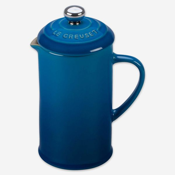 Le Creuset 12 oz. Petite French Press Coffee Maker in Marseille