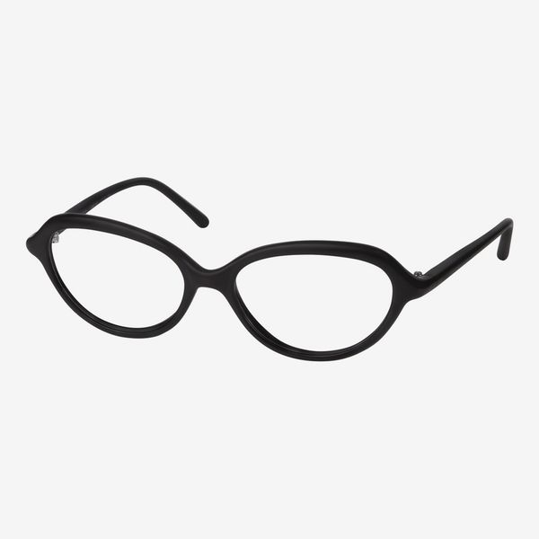 Suzy Glam Glasses in Black Matte