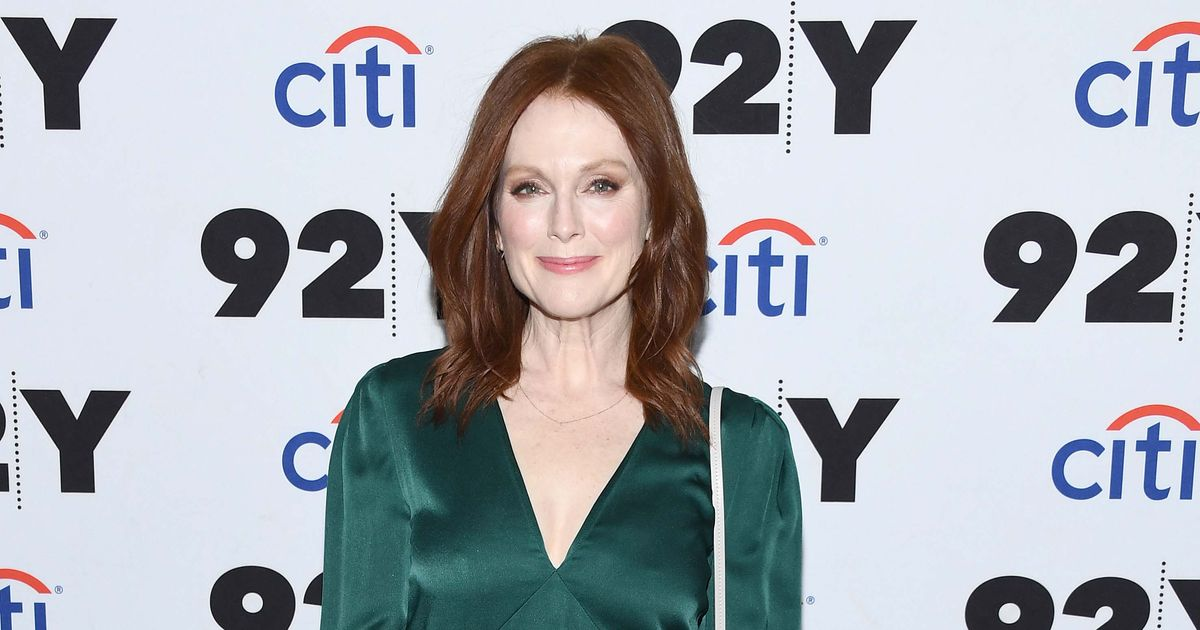 Richard E. Grant Says Julianne Moore Wanted to Wear a Fat Suit in Can You Ever Forgive Me?