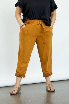 Anthropologie Malin Utility Pants