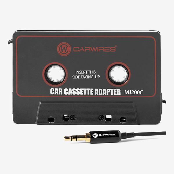 Carwires MJ200C Car Audio Cassette Adapter