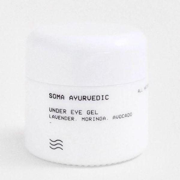 Soma Ayurvedic Lavender, Moringa, and Avocado Under Eye Gel