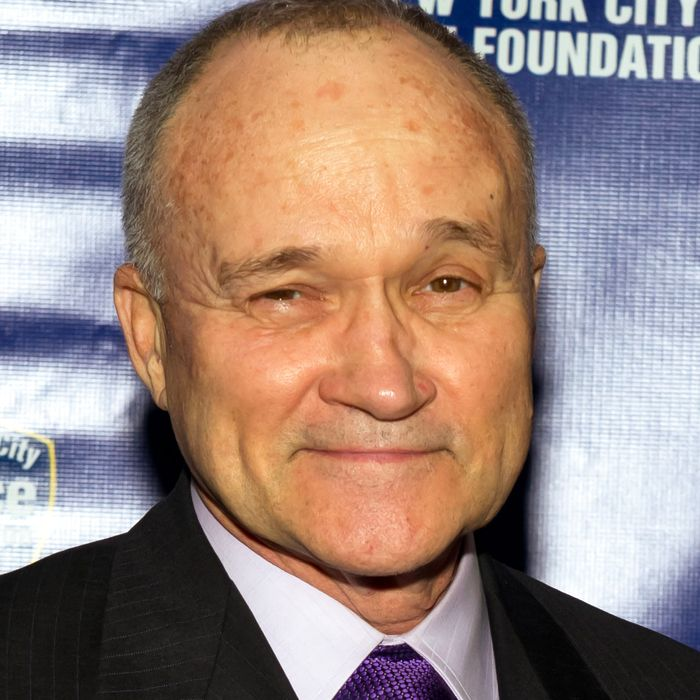 Ray Kelly: Not a muffin man.