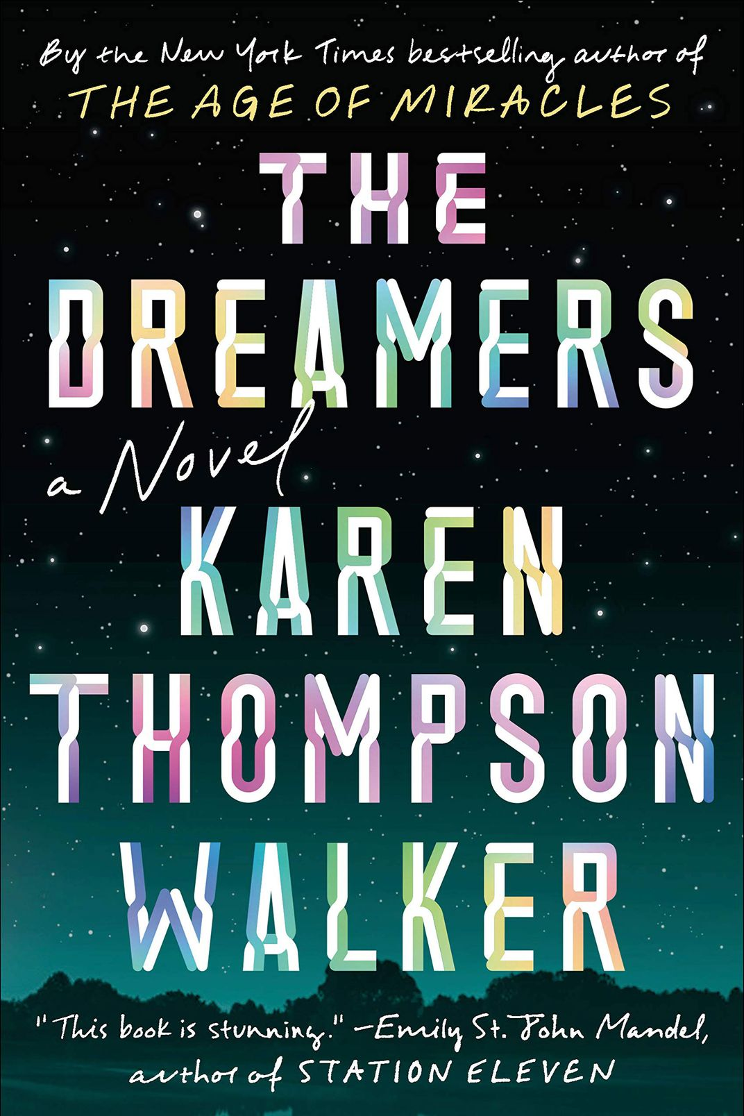 The Dreamers, by Karen Thompson Walker (Random House, Jan. 15)