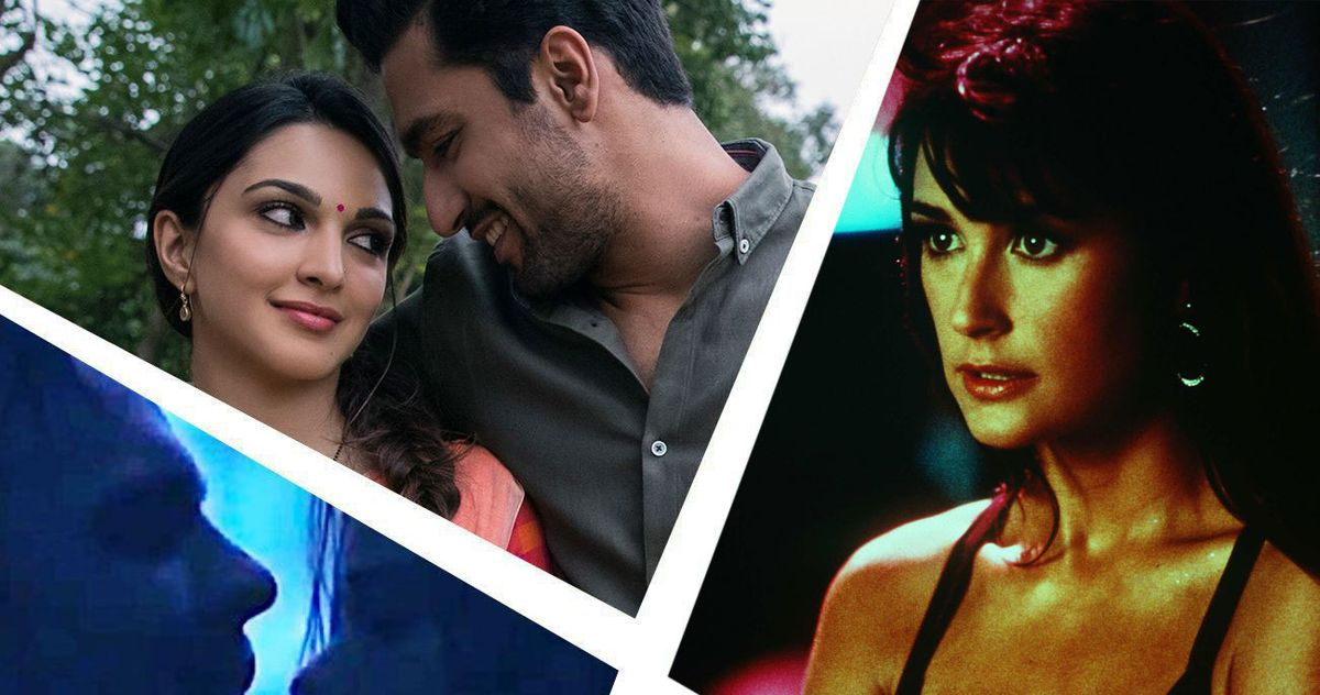 Tension romantic movies with The Sexiest