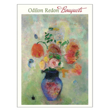 Odilon Redon: Bouquets, Boxed Note Cards