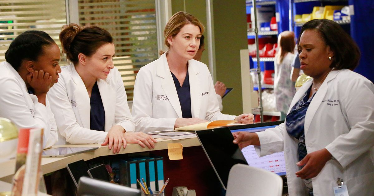 Greys Anatomy Recap Ghosts Of Shepherds Past