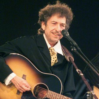 Photo of Bob DYLAN