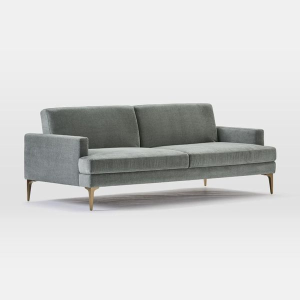 West Elm Andes Double Sofa Bed