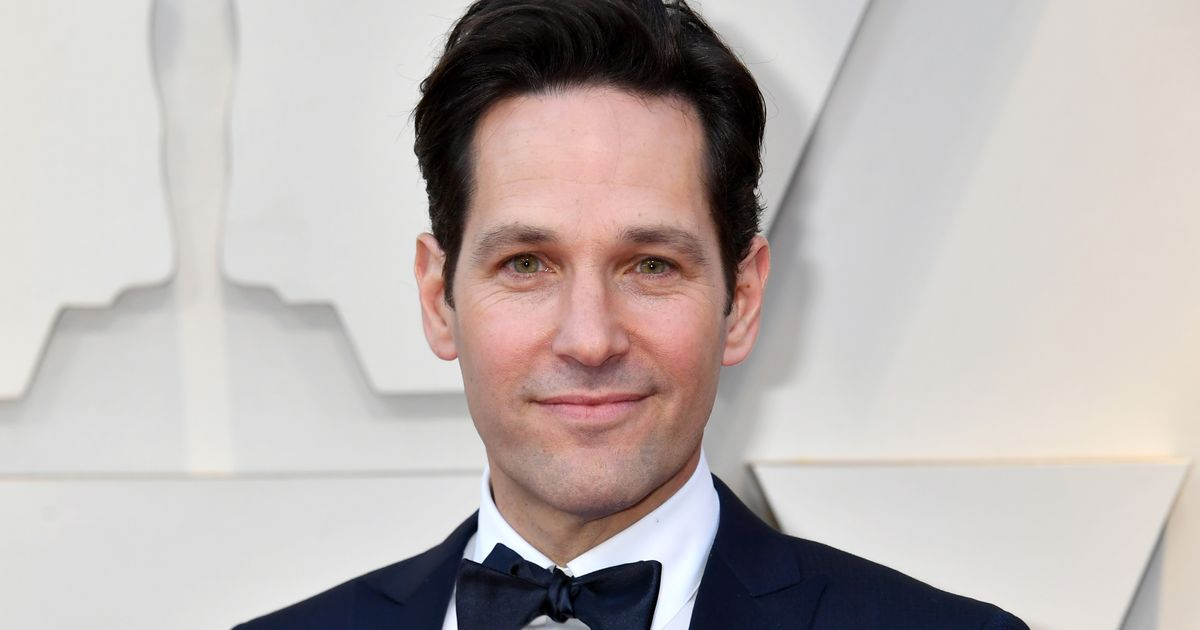 Paul Rudd Finally Grants Us Access to His Anti-Aging Secrets: 'Pure Darkness'