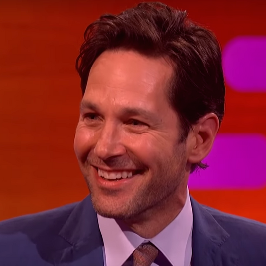 577c07c84f9f The Weirdest Part of Paul Rudd s Date Story Is a Girl Wasn t Interested in  Him Who would say no to that perpetually poreless face