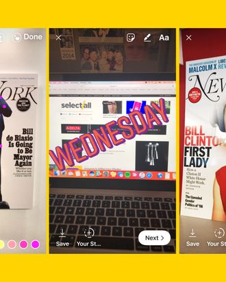 44f7d7b36f28c9 10 Instagram Stories Hacks to Up Your Aesthetic Game. By Madison Malone  Kircher
