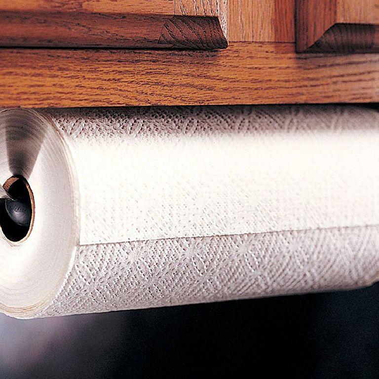 Prodyne M-913 Stainless Steel Under Cabinet Paper Towel Holder