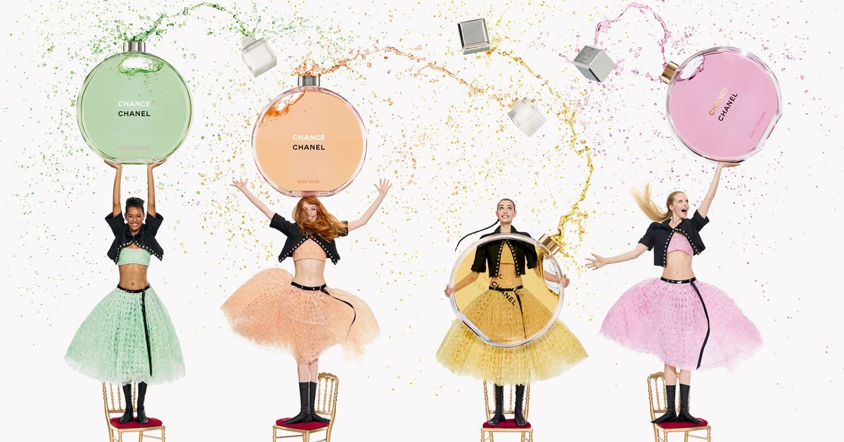 Watch Chanel's New Film Featuring Flouncy Skirts and Perfume