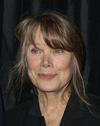 CENTURY CITY, CA - JANUARY 12: Actress Sissy Spacek arrives at the 38th Annual Los Angeles Film Critics Association Awards held at the InterContinental Hotel on January 12, 2013 in Century City, California. (Photo by Paul A. Hebert/Getty Images)