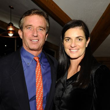 Robert F. Kennedy Jr. (L) and Mary Kennedy attend the gala fundraiser in support of the Waterkeeper Alliance at the 19th Annual Deer Valley Celebrity Skifest at the Deer Valley Resort on December 4, 2010 in Salt Lake City, Utah.