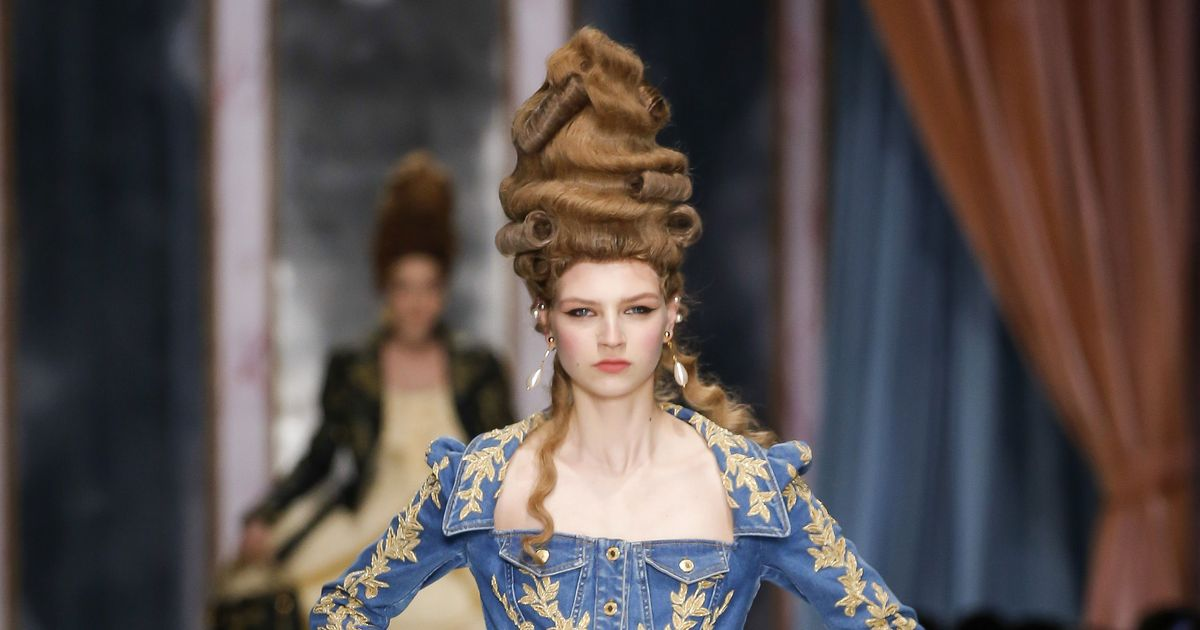 Oh Look, a Cowboy Marie Antoinette