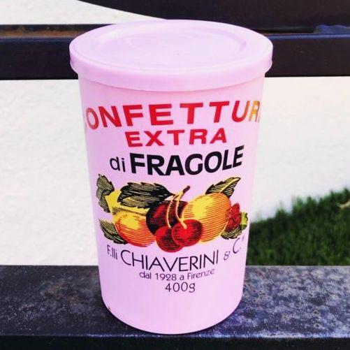 Chiaverini Strawberry Jam, 14oz