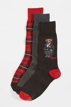 Polo Ralph Lauren Holiday Party Bear Gift Box