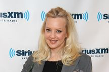 "NEW YORK, NY - MAY 10:  Wendi McLendon-Covey of ""Bridesmaids"" visits SiriusXM Studio on May 10, 2011 in New York City.  (Photo by Taylor Hill/Getty Images) *** Local Caption *** Wendi McLendon-Covey;"