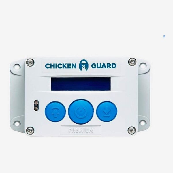 ChickenGuard Premium Automatic Chicken Coop Door Opener