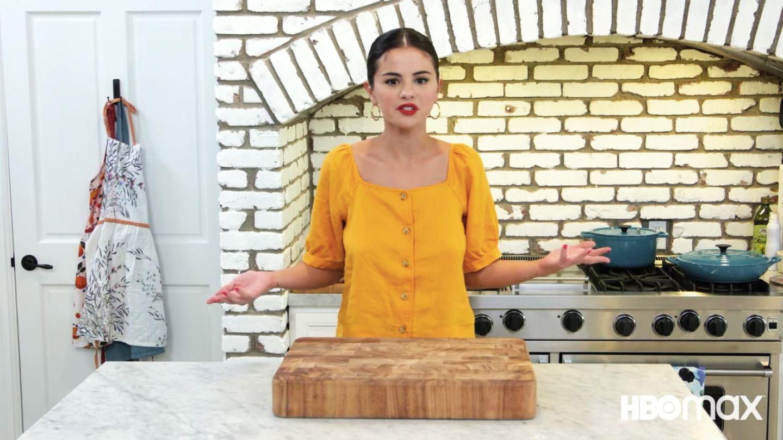 Selena Gomez +chef