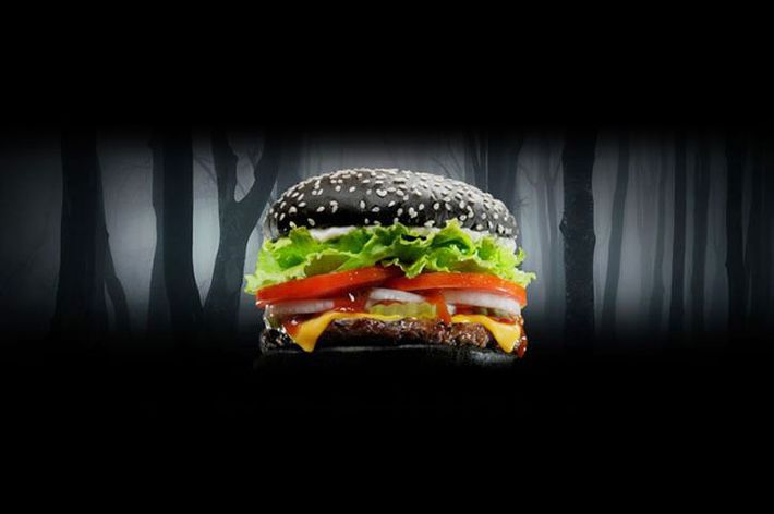 Burger King's Black Halloween Whopper Doesn't Look <i>So</i> Bad ...