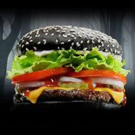 Burger King's Black Halloween Whopper Doesn't Look So Bad in Real Life