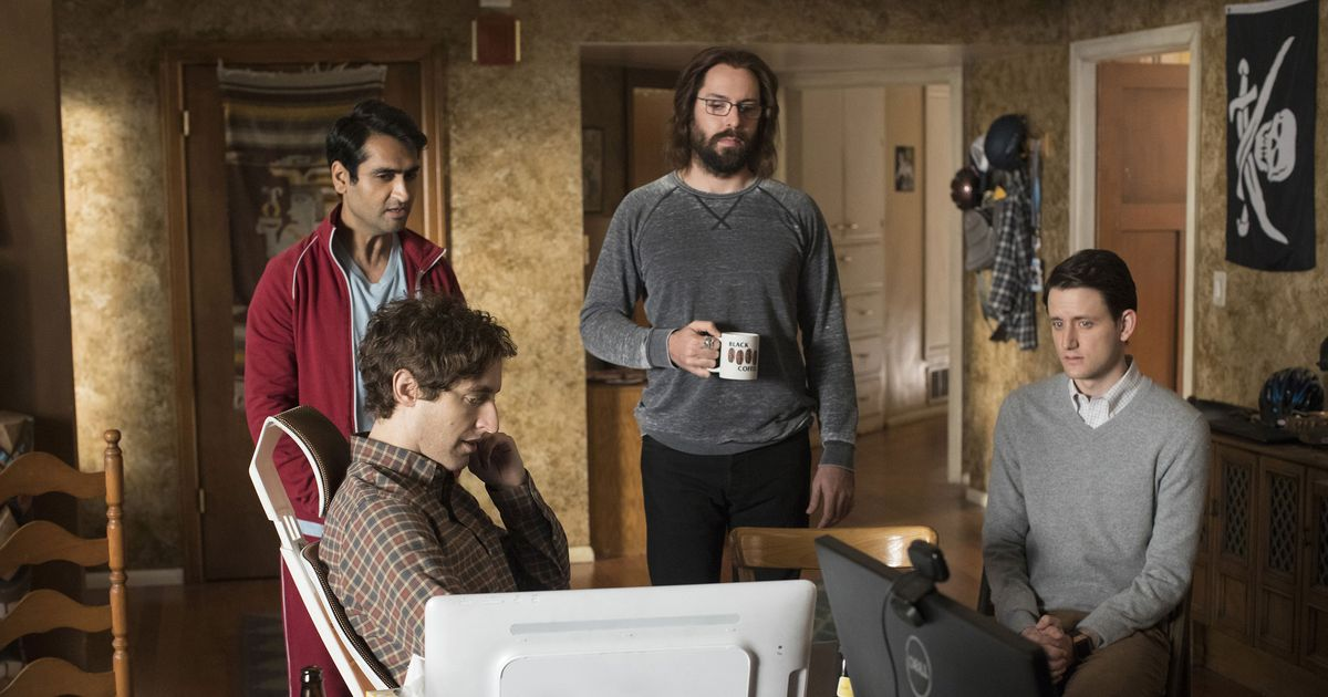 Silicon Valley Season-Premiere Recap: The Emperor's New Internet