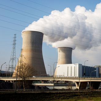 nuclear power plant in Tihange