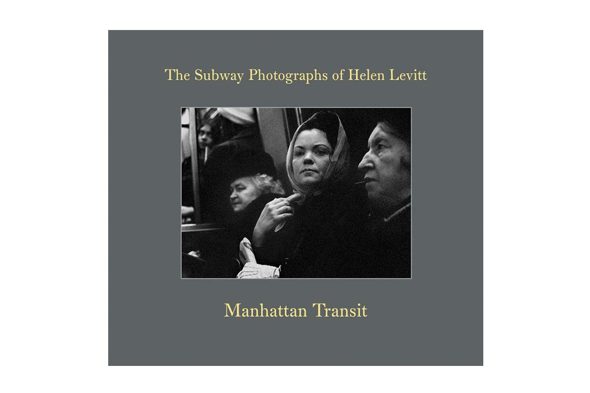 The Subway Photographs of Helen Levitt, Helen Levitt