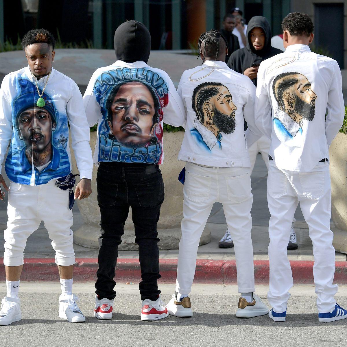 Los Angeles Gave Nipsey Hussle a Hometown Hero's Farewell