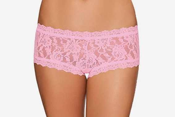 e3aa0f356cf Best lace boy shorts. Hanky Panky Women s Signature Lace Boyshort Panty