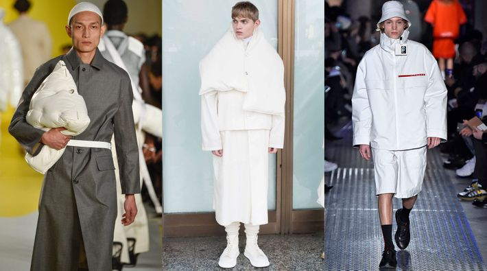 Trend Predictions Fall 2018 Menswear