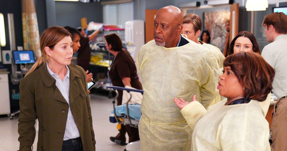 Grey's Anatomy Midseason Premiere Recap: What About Your Friends?