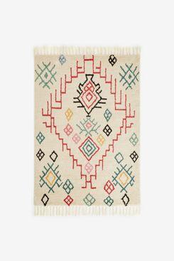 Adza Berber-Style Wool Rug