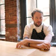 Congrats to Le Restaurant's chef, Ryan Tate.