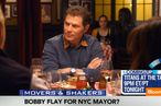 Watch Bobby Flay Address Rumors of a New York City Mayoral Run