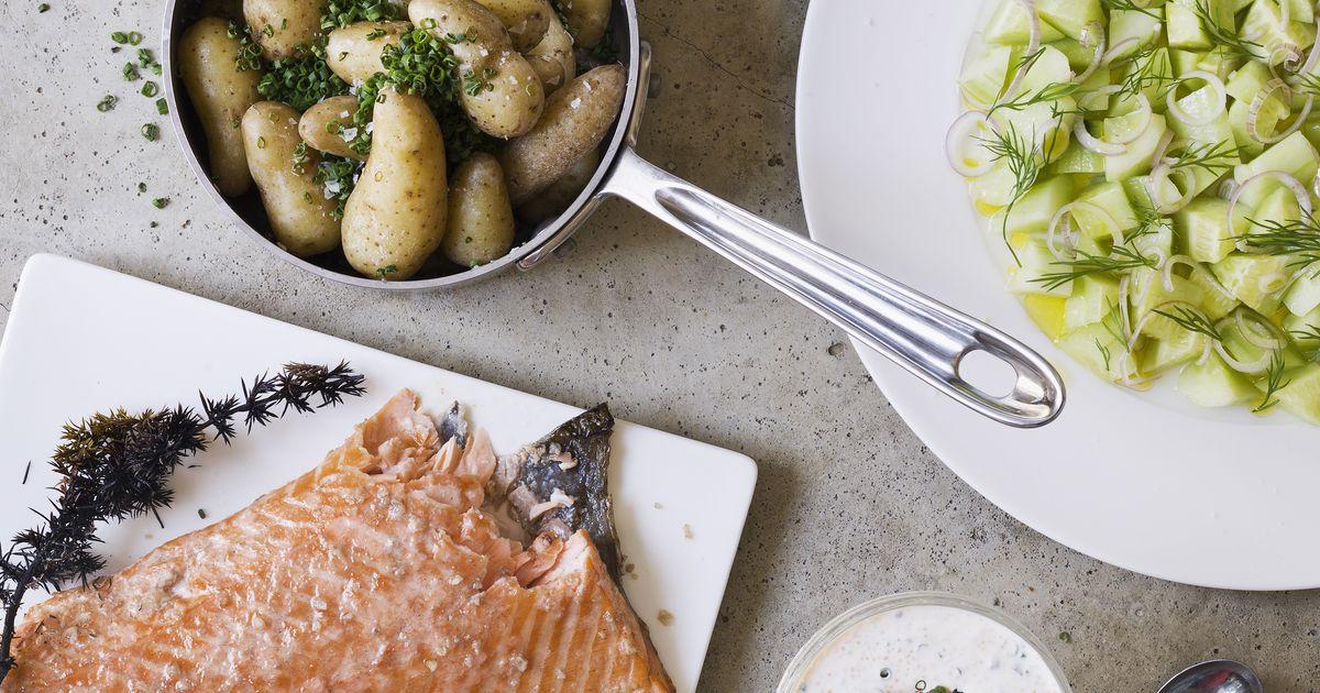Nordic diet menu plan